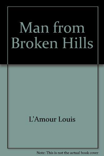 9785551623717: Man from the Broken Hills