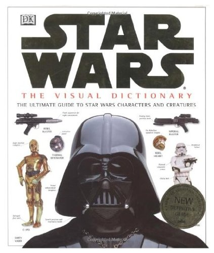 9785551787334: Star Wars Visual Dictionary