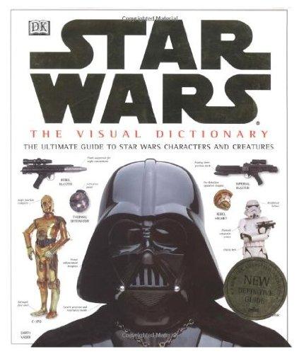 9785551787334: Star Wars Visual Dictionary