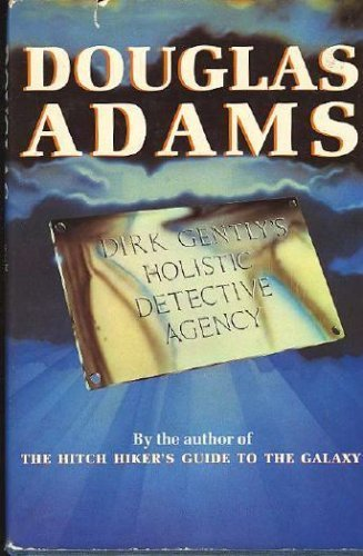 9785551888208: Dirk Gently's HOlistic detective Agency