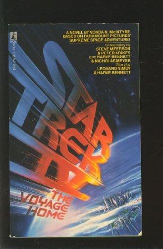 9785552058075: Star Trek IV: Voyage Home