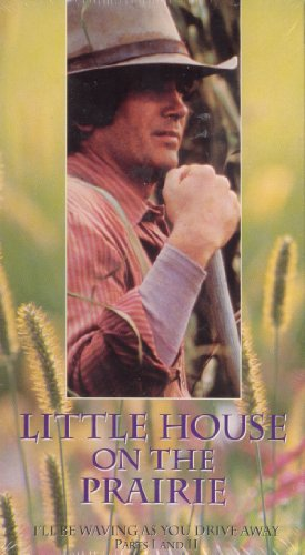 9785552124749: Little House on the Prairie: I'll Be Waving as You Drive Away [VHS]