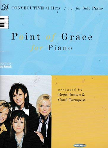 9785552131624: Point of Grace for Piano