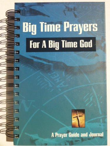 9785552207923: Big Time Prayer Journal