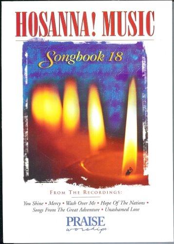9785552255009: Hosanna Songbook 18