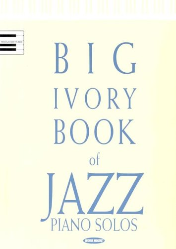 9785552304134: Big Ivory Book of Jazz Piano Solos