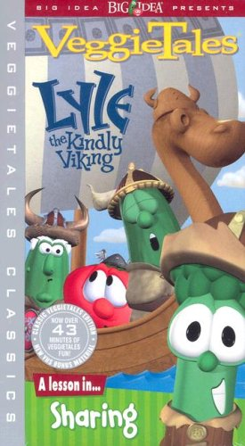 9785552362585: Lyle the Kindly Viking [VHS]