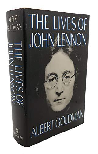 9785552399642: Lives of John Lennon