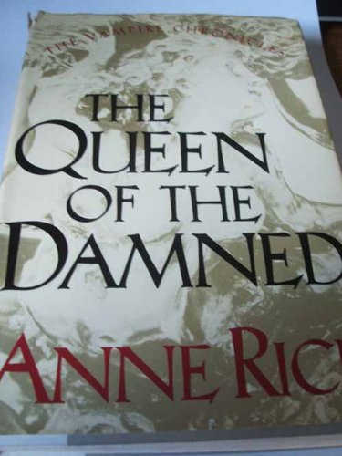 9785552445226: Queen of the Damned