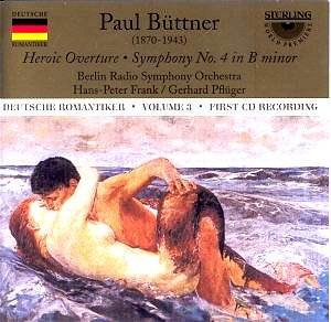 9785552503209: Heroic Overture / Symphony 4 in B Minor