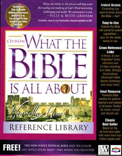 9785552886081: What the Bible is All about: Reference Library
