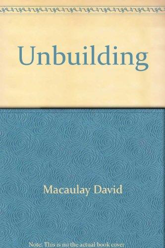 9785553071752: Unbuilding