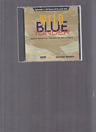 9785553208318: Wild Blue Yonder