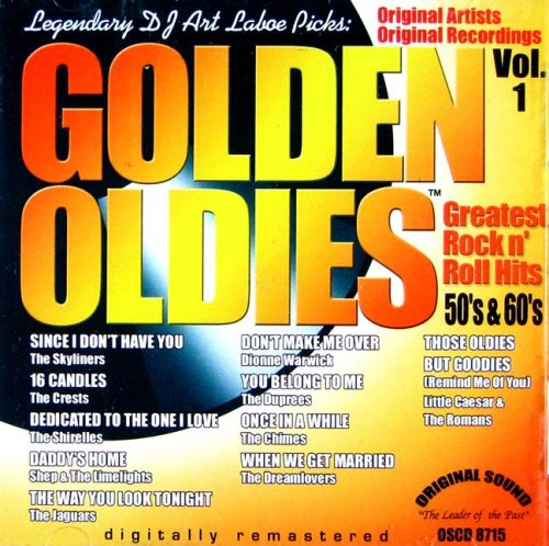 9785553517779: Golden Oldies V1