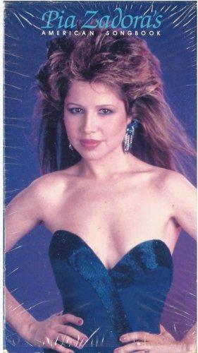 9785553605902: Pia Zadora's American Songbook [VHS]