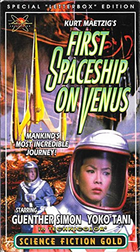 9785553710217: First Spaceship on Venus [VHS]