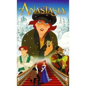 9785553745035: Anastasia [VHS]