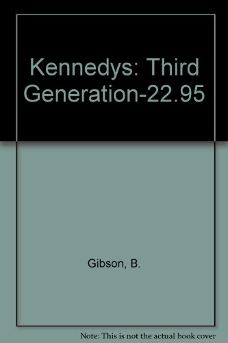 9785553760748: Kennedys: Third Generation-22.95
