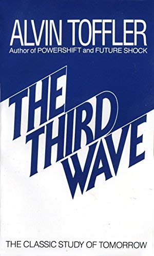 9785553855789: The Third Wave by Toffler, Alvin published by Bantam (1984)