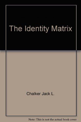 9785553861971: The Identity Matrix