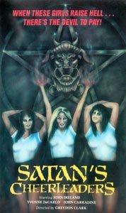9785554406171: Satans Cheerleaders [VHS]
