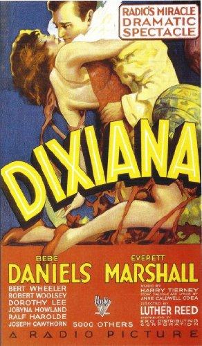 9785554407826: Dixiana [VHS]