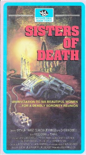 9785554409950: Sisters of Death [VHS]