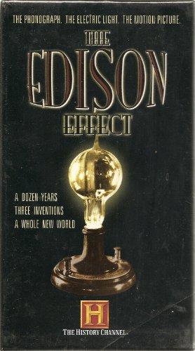 9785554763656: Edison Effect Gift Set [VHS]
