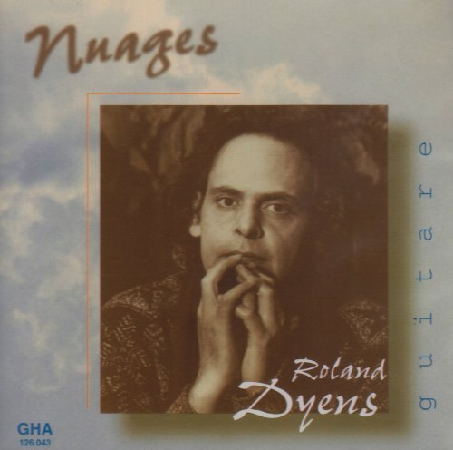 9785555353481: Nuages: Solo Guitar Works