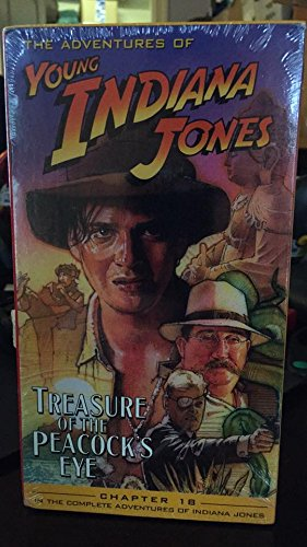 9785555659200: Young Indiana Jones and the Treasure of the Peacock's Eye, Chapter 18 [VHS]