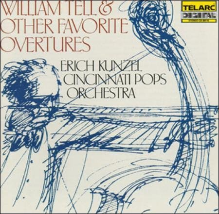 9785555742483: William Tell & Other Favorite Overtures