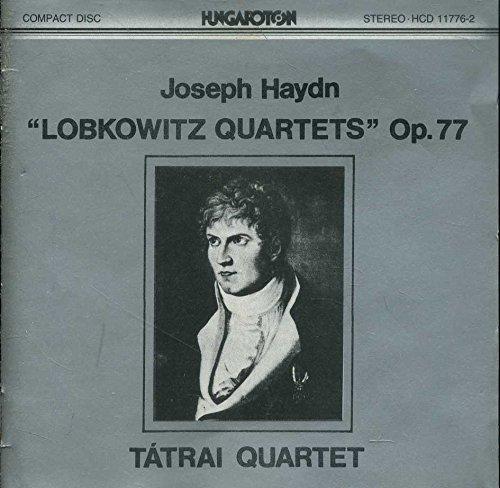 9785555865649: 2 String Quartets Opus 77
