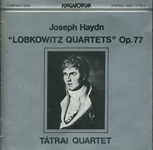 9785555865649: Haydn: 2 String Quartets, Op. 77
