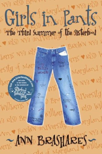 9785556255678: Girls In Pants: The Third Summer Of The Sisterhood