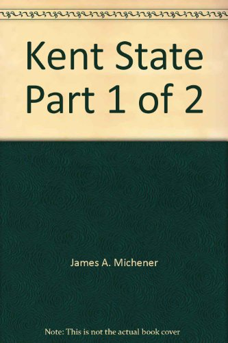 9785557123419: Kent State Part 1 of 2