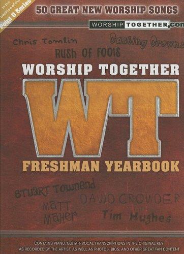 Worship Together Freshman Yearbook
