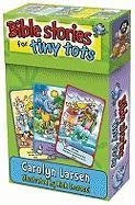 9785557423410: Bible Stories for Tiny Tots (Read-And-Play Cards)
