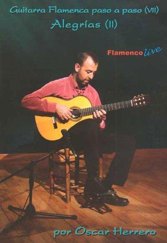 9785557511544: Alegrias II: Guitarra Flamenca Paso a Paso VIII