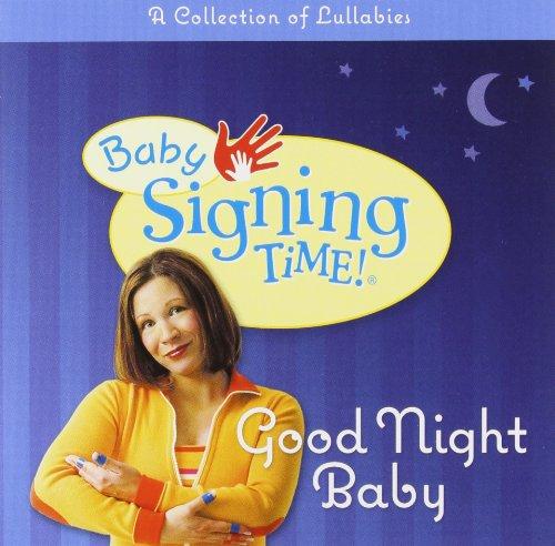 9785557622011: Baby Signing Time! Good Night Baby CD
