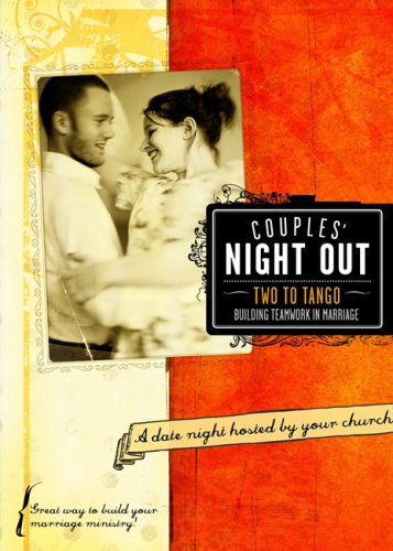 9785557732987: Couples' Night Out: Two to Tango - Building Teamwork in Marriage