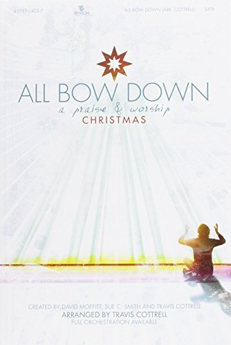 9785557748858: All Bow Down Choral Book