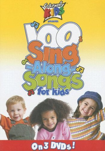 9785557929035: 100 Singalong Songs for Kids [Alemania] [DVD]