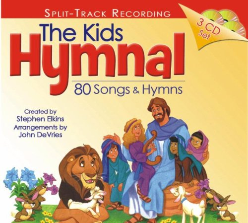 9785557938563: The Kids Hymnal: 80 Songs and Hymns: Split-Track Recording
