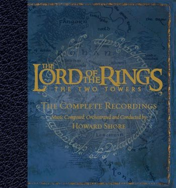 9785558088434: Lord of the Rings: Two Towers Complete Recordings