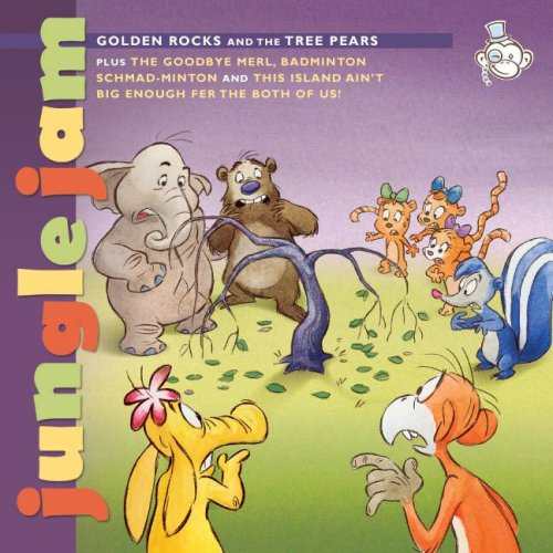 Golden Rocks and the Tree Pears (Jungle Jam)