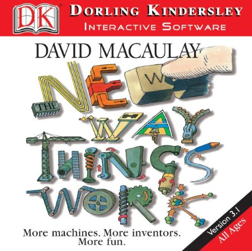 9785558259971: The New Way Things Work 3.2 (Jc)