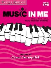 9785558322101: Music in Me, Level Two, Hymns & Holidays Solos to Play