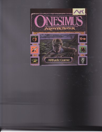9785558504477: Onesimus: A Quest for Freedom
