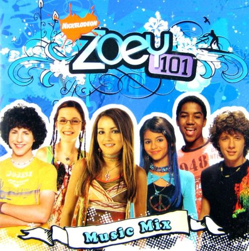 9785558524185: Zoey 101 Music Mix