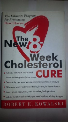 9785558602845: New 8-Week Cholesterol Cure